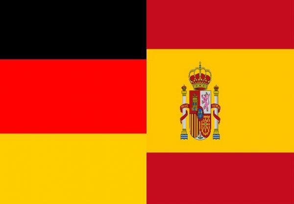 الهجرة براً من إسبانيا إلى المانيا ومعلومات حول البصمة