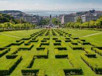 الحدائق العامة في لشبونة