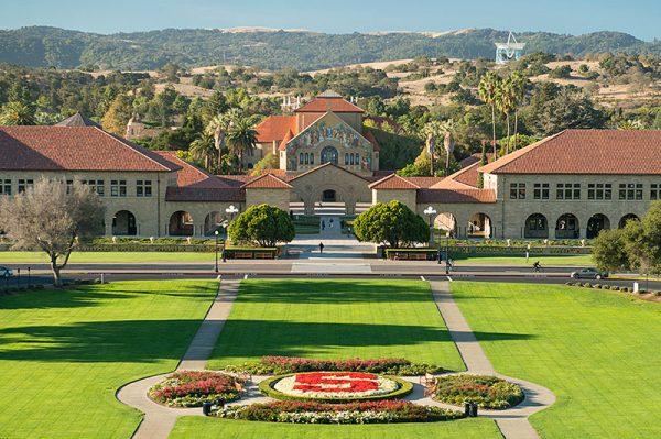 جامعة ستانفورد بأمريكا