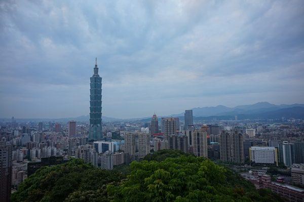 مدينة تايبيه في تايوان