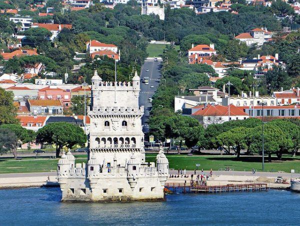 جمال مدينة لشبونة