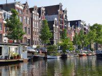 فن العمارة في امستردام
