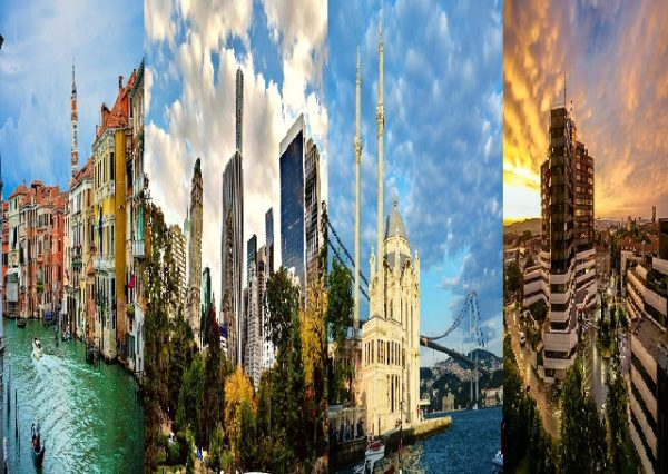 أجمل مدن العالم