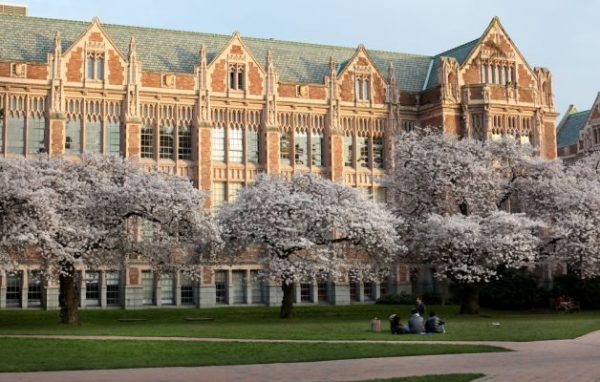 جامعة واشنطن بأمريكا