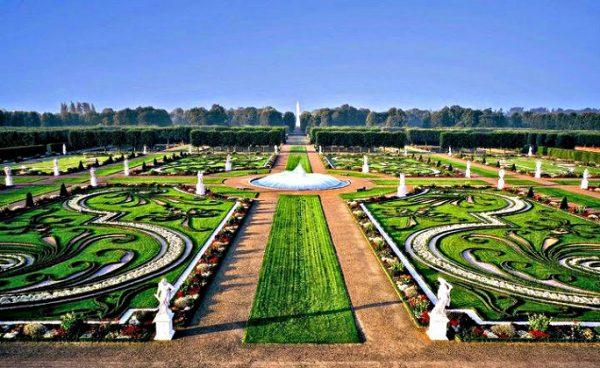 حدائق هيرينهاوزن