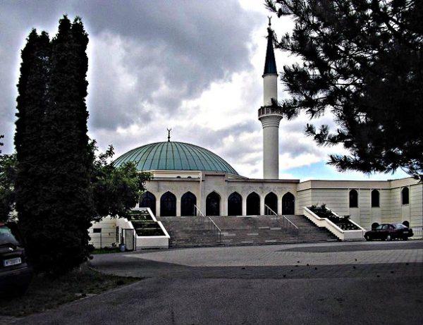 مسجد المركز الإسلامي في فيينا