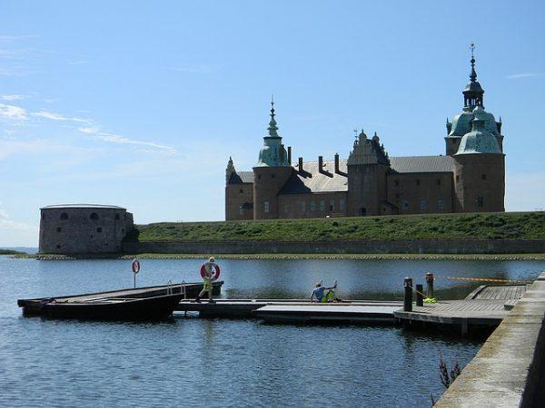قلعة كالمار