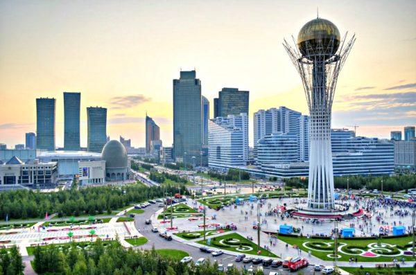 الهجرة إلى كازاخستان