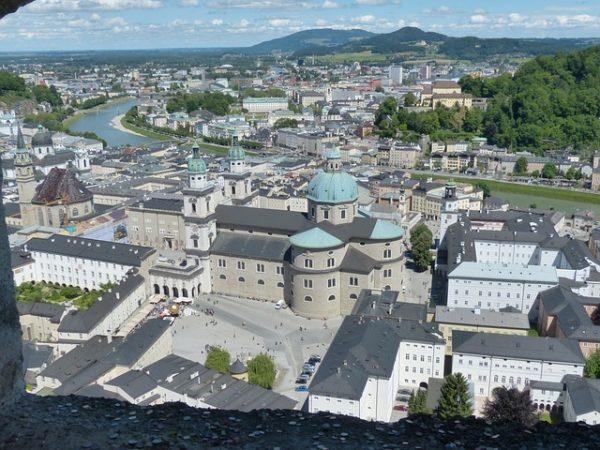 أهم المعالم السياحية في سالزبورج