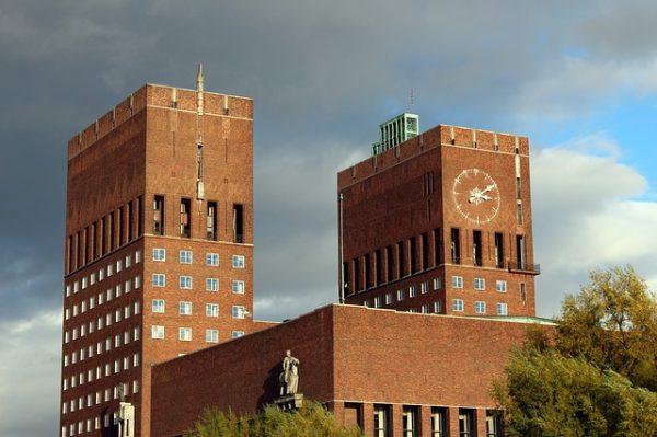دار بلدية أوسلو