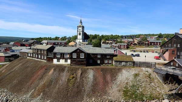 بلدة روروس النرويجية