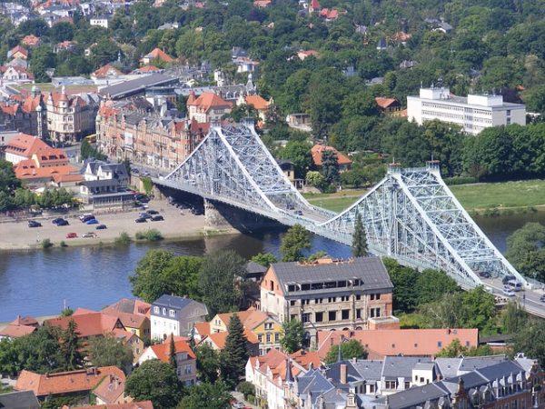صورة السياحة في درسدن وأهم معالمها السياحية