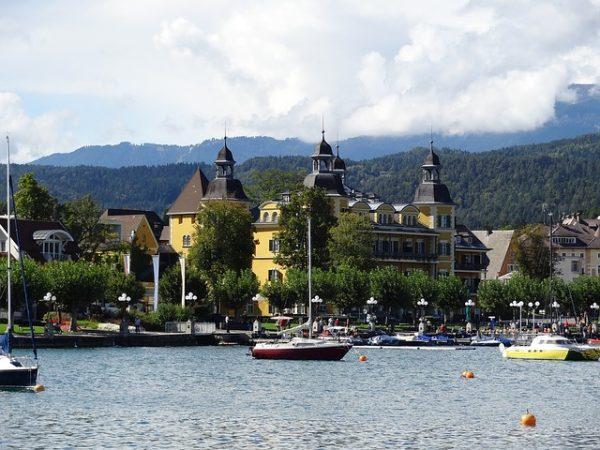 صورة السياحة في كلاغنفورت النمساوية