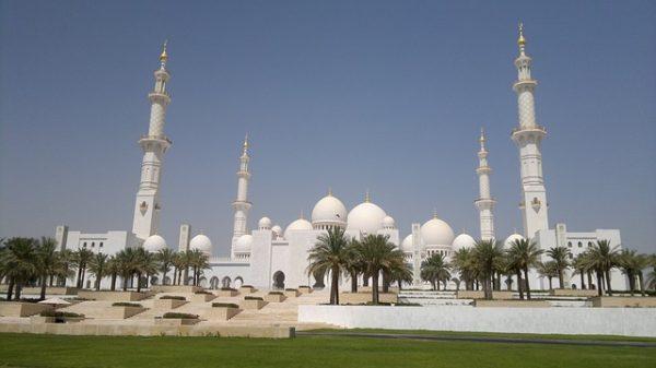 جامع الشيخ زايد بن سلطان آل نهيان