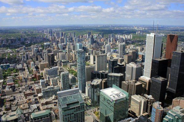مدينة تورونتو
