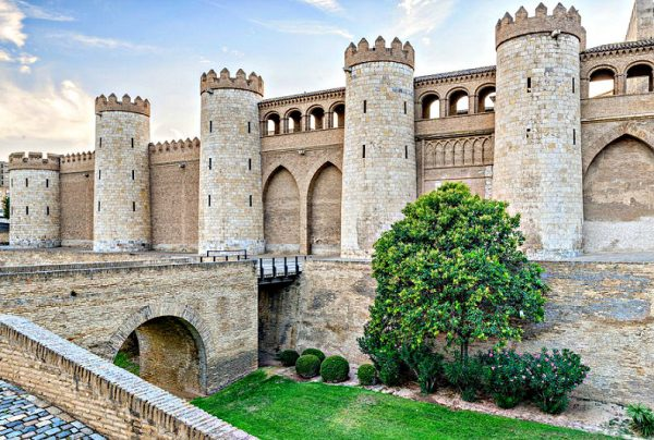 قصر الجعفرية في سرقسطة