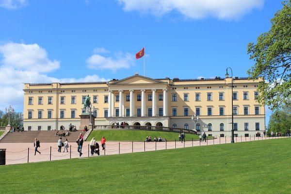 القصر الملكي النرويجي