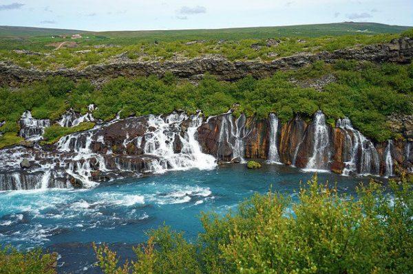 وادي الدموع في ايسلندا