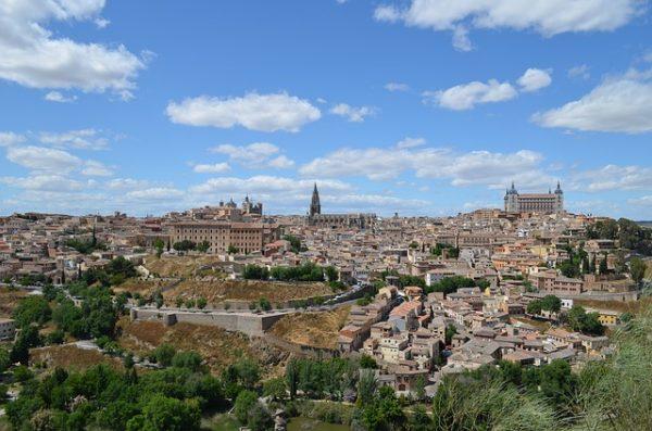 السياحة في طليطلة الإسبانية لؤلؤة وادي تاجة الجميل