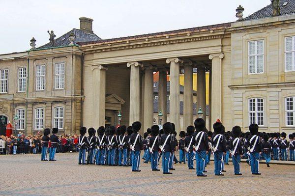 قصر أمالينبورج