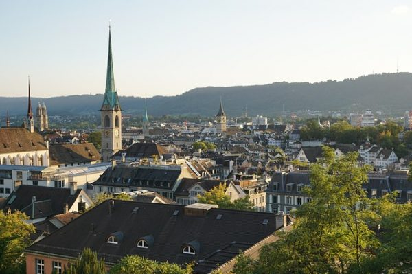اللجوء في سويسرا 2017