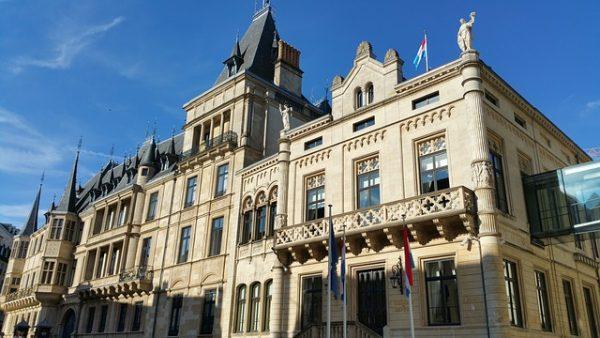 قصر دوقية لوكسمبورغ الكبرى
