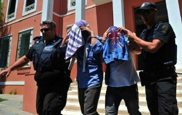 اليونان ترفض لجوء 3 جنود أتراك