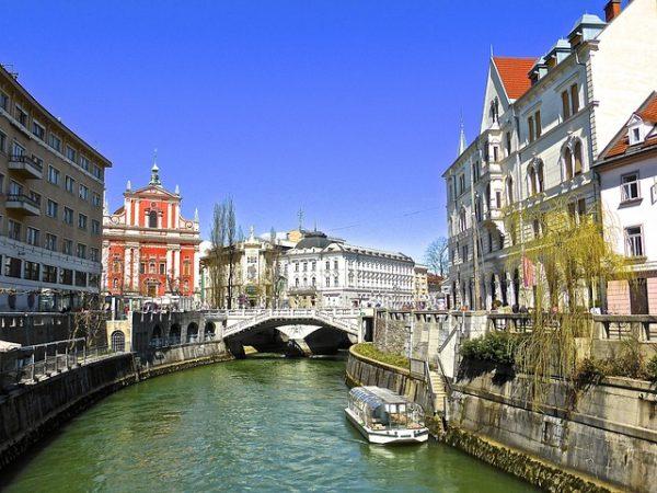 السياحة في ليوبليانا مدينة الهدوء والخضرة والجمال