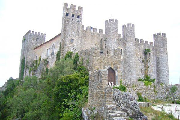 قلعة أوبيدوس