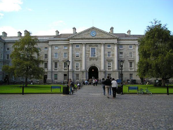 الكلية الخضراء في دبلن