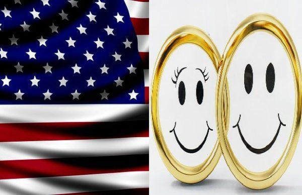 التسجيل في اليانصيب الامريكي للمتزوجين والمخطوبين