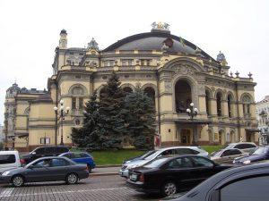 دار الأوبرا الوطنية في اوكرانيا