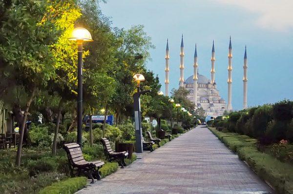 مسجد سابانجي