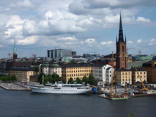 هجرة السوريين الى السويد