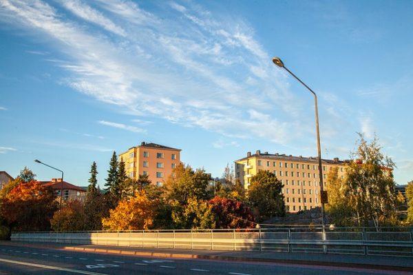 قوانين الهجرة في فنلندا