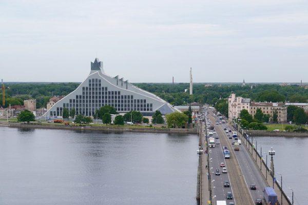الطبيعة في لاتفيا