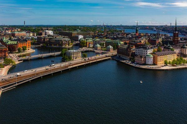 اللجوء السياسي في السويد