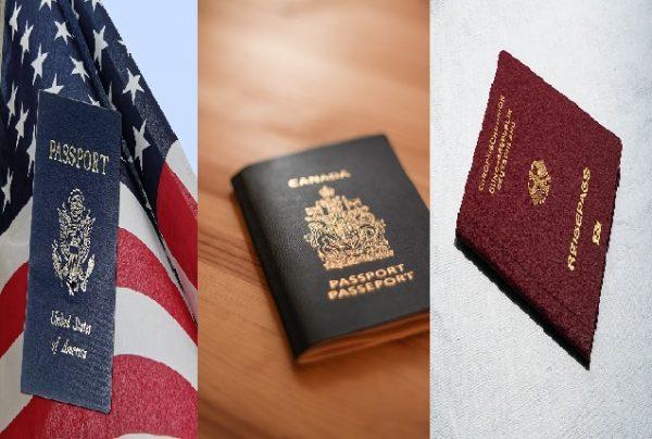 الدول التي تسمح بتعدد الجنسيات