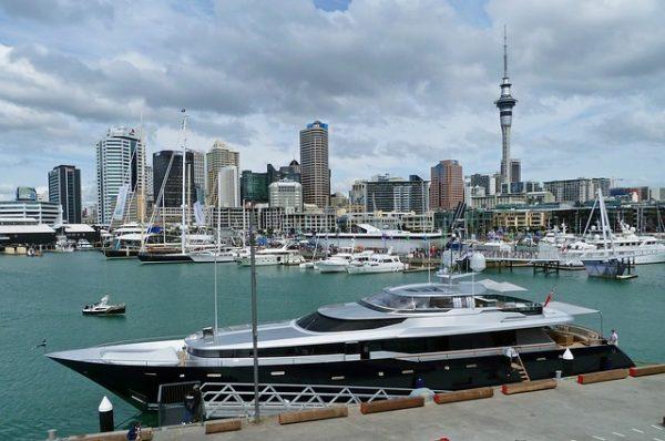 اللجوء في نيوزلندا