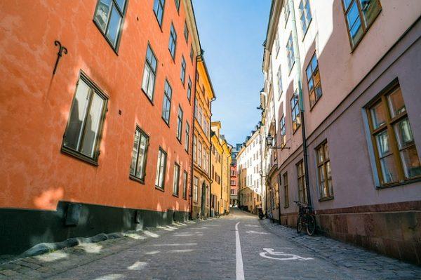 السكن فى السويد للاجئين