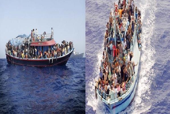 الهجرة غير الشرعية من مصر الى ايطاليا