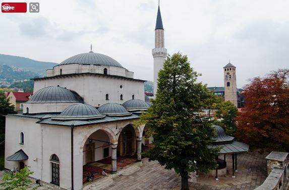 مسجد الغازي خسرو بك