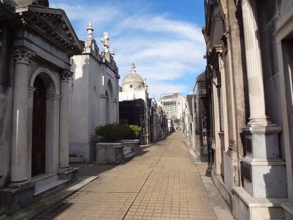 مقبرة سيمنتيريو دي لا ريكوليتا