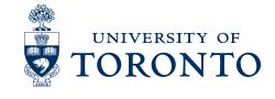 منح لدرجة البكالوريوس في كندا 2018 بجامعة تورنتو