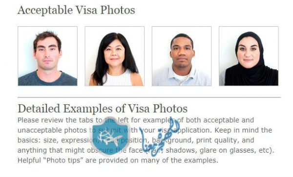 Photo of مواصفات الصورة للهجرة العشوائية وكيفية الحصول على صورة مقبولة