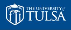 منح جامعة تولسا للدراسة البكالوريوس