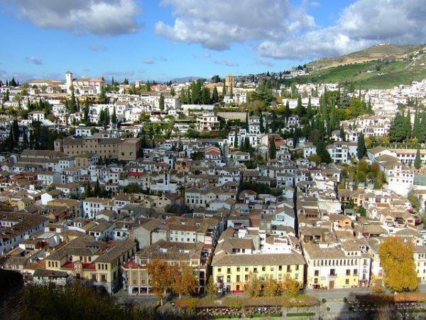 اماكن سياحية في اسبانيا غرناطة