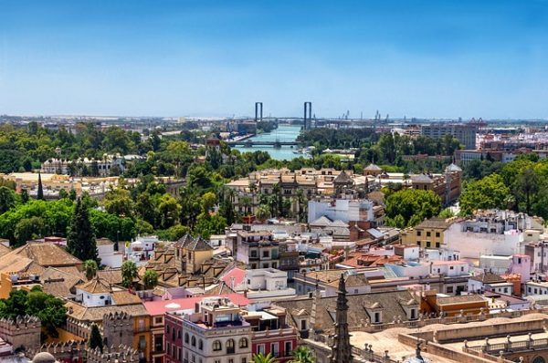 اماكن سياحية في اسبانيا اشبيلية