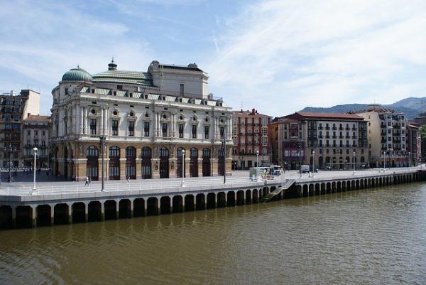 اماكن سياحية في اسبانيا بلباو