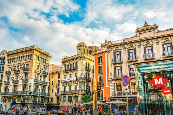 اماكن سياحية في اسبانيا برشلونة